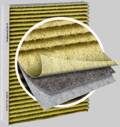 Deeltjes-luchtfilter Prime (Fiat/Fiat Pro)