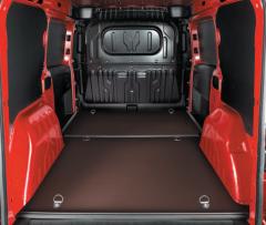 Beschermpaneel interne laadvloer vanaf chassisnummer 6K80048