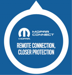 Mopar Connect voor Jeep Renegade
