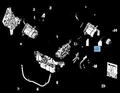 Oliefilter voor Lancia Voyager