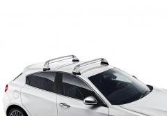 Aluminium dakrails voor Alfa Romeo Giulietta