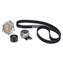 Distributiekit (riem en riemspanner) en waterpomp voor Fiat en Fiat Professional