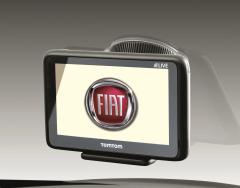 TomTom GO 1005 Fiat Edition Non Live voor Fiat