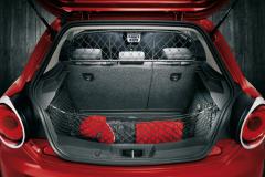 Scheidingsnet voor vervoer van dieren voor Alfa Romeo Mito