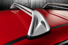Aluminium dakrails voor Alfa Romeo Mito