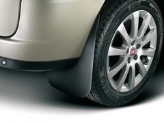 Rubberen spatlappen voor achterwielen voor Fiat en Fiat Professional