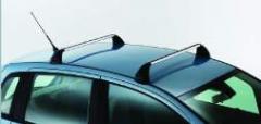 Aluminium dakrails voor Fiat Idea