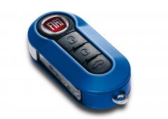 Set key covers streepjescode voor Fiat 500