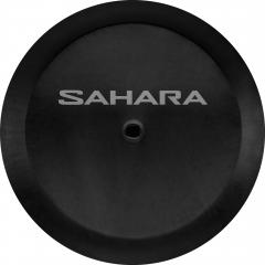 Bescherming reservewiel Sahara-logo