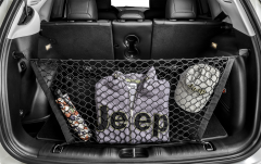 Net om voorwerpen vast te zetten voor kofferbak voor Jeep