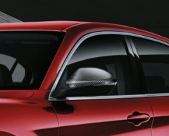 Carbon buitenspiegelkappen voor Alfa Romeo Stelvio