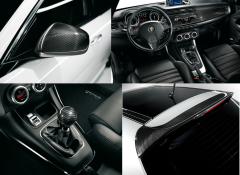 Carbon Pack Alfa Romeo Giulietta