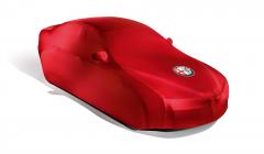 Autohoes voor gebruik binnen voor Alfa Romeo 159