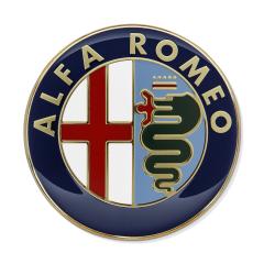 Sierelement Alfa Romeo voor- en achterzijde voor Alfa Romeo