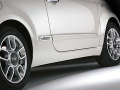 Stootstrips zijbeschermingen voor Fiat 500
