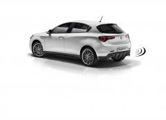 Anti-diefstalsysteem met volumetrisch alarm voor Alfa Romeo Giulietta