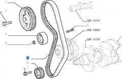 Distributieriem voor Fiat en Fiat Professional