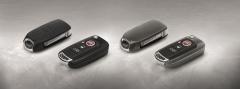 Set key covers voor Fiat en Fiat Professional