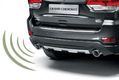 Achterste parkeersensoren voor Jeep Grand Cherokee