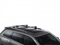 Aluminium rails voor autodak voor Jeep Grand Cherokee