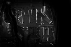 Bodemplaatbescherming voor tussenbak voor Jeep Grand Cherokee