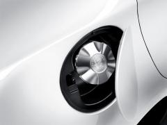 Brandstofdop van aluminium met Alfa Romeo-logo voor Alfa Romeo Giulietta