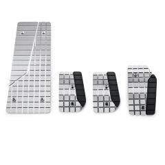 Sportieve pedalen van aluminium voor Fiat