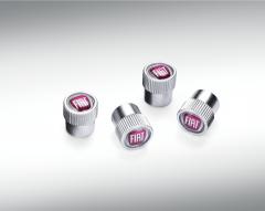 Ventieldoppen met Fiat-logo voor Fiat