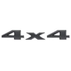 Code 4X4 achterzijde